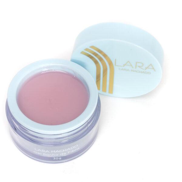 Lara Machado Gel Banho de Fibra Natural Pink 30g
