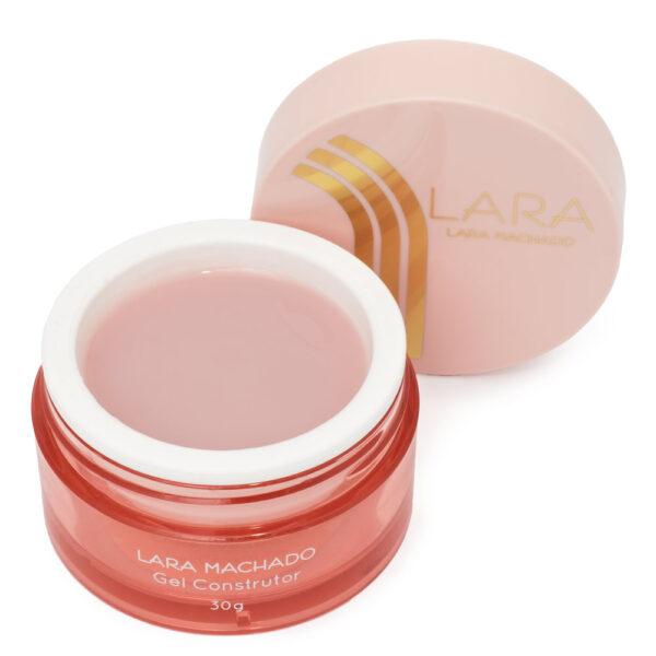 Lara Machado Gel Construtor Natural Pink 30g